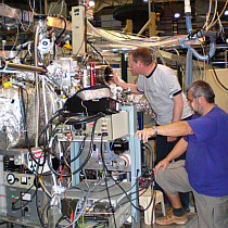 Electron Spectroscopy Facilities